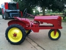 Newman tractor completed